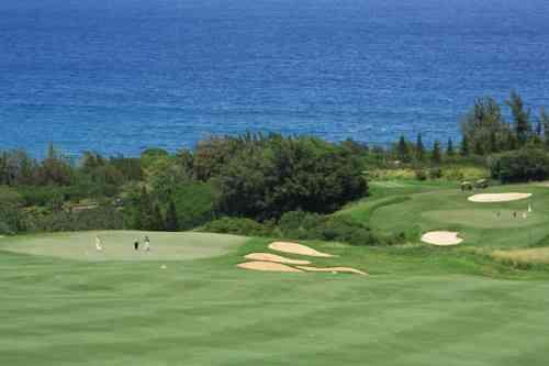 マウイ島 カパルア ゴルフクラブ