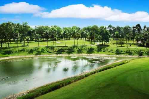 ベトナムゴルフ&カントリークラブ ウエスト&イーストコース 36H 14,052Y P144 1994年開場