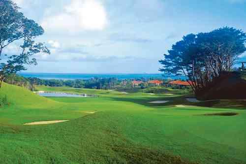 喜瀬カントリークラブ 金秀シニア沖縄オープンゴルフトーナメント開催コース