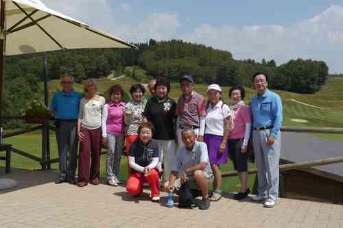 第5回地中海クルーズ&ゴルフ(2015年5月)