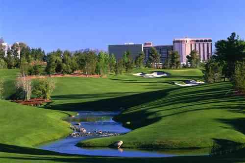 ウィンゴルフクラブ 18H 7,042Y P70 ウィン・ラスベガス宿泊者限定コース 2005年開場 T.ファジオ&S.ウィン設計