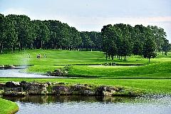 北海道クラシックゴルフクラブ 18H 7,059Y P72 J.ニクラス 設計 1991年開場