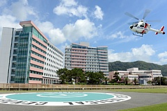 亀田メディカルセンター 全室オーシャンビュー、24時間面会フリーの13階建Kタワーが話題、米国医療基準JCI取得など世界水準の医療サービスを目指す。