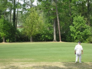Augusta CC 9th hole