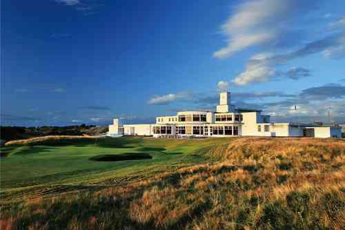 ロイヤルバークデールゴルフクラブ 2017年全英オープン開催コース(過去に9回開催) 18H 6,817Y P72 1889年開場