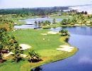 ボルネオゴルフ&CC 18H 7,162Y P72 J.ニクラス設計 '96年開場