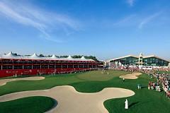 アブダビゴルフクラブ (UAE)