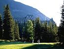 バンフスプリングス ゴルフコース と バンフスプリングスホテル