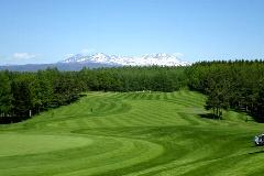 大雪山カントリークラブ 東コース設計:阿部恒雄 昭和47年9月開場