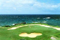 エメラルドコーストゴルフリンクス 18H 6,053Y P72  宮沢長平設計 1988年開場