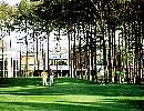 桂ゴルフ倶楽部  18H 7,116Y P72 R.T.ジョーンズJrの傑作、ペンクロスベントの優美なフェアウェイを。