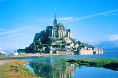 モンサンミッシェル修道院 フランス