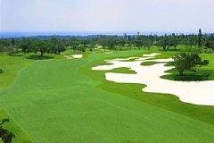 那覇ゴルフクラブ 4年間に渡って半年ずつクローズし、コースを大改造!。満を持してリニューアルオープンの新生『那覇ゴルフクラブ』を・・・。