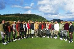 夏泊ゴルフリンクス ニッカボッカの会の皆さま