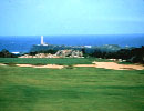 オ-シャンリンクス宮古島 18H 5,988Y P72  新井剛設計 1996年開場