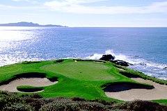 アメリカゴルフの聖地 ペブルビーチGL