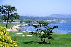 Montrey ペブルビーチゴルフリンクス