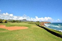 6日目 カウアイ島 ポイプベイゴルフコース