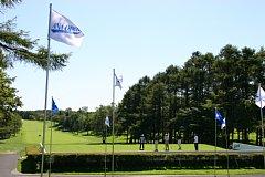 札幌ゴルフ倶楽部 輪厚コース 2014年9月18日~21日 第42回ANAオープン開催 18H 7,063Y P72 井上誠一 設計 昭和33年開場
