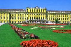 世界遺産 シェーンブルン宮殿