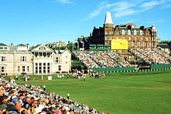 St.Andrews Old Course 2000 The Open