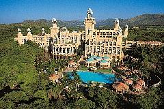 南アフリカ サンシティーリゾート パレス・オブ・ザ・ロストシティ