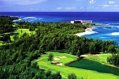 Turtle Bay Resort アーノルドパーマーコース 18H 7,199Y P72