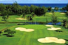Turtle Bay Resort ジョージファジオコース 18H 6,535Y P72