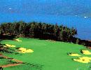 スプリングシティー・マウンテンコース 18H 7,453Y P72 J.二クラス設計 '98年開場